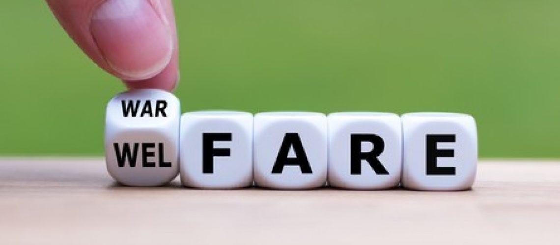 welfare-instead-warfare-hand-turns-260nw-1369846520